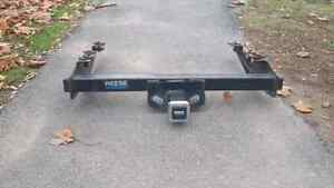 Trailer hitch for 1973-1987chevy truck