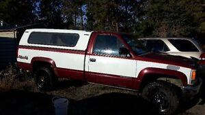 1989 Chevrolet Cheyenne Pickup Truck