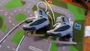 patins  de grandeur 12 et 1