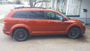 2012 Dodge Journey Familiale