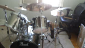 PEARL DRUMS FOR SALE