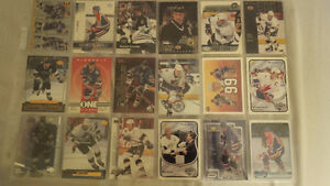 Gretzky cards I Kitchener / Waterloo Kitchener Area image 1
