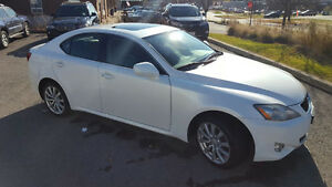 FS 2008 LEXUS IS250 AWD LUXURY PACKAGE $12,799