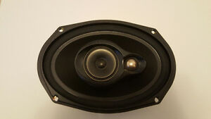 Sony XS-6937 Pair Of 3 Way Speakers NEW NEVER USED