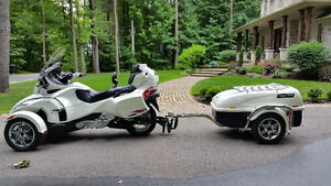 +++BEAUCOUP D'EXTRAS+++CAN AM SPYDER RT LIMITED 2012