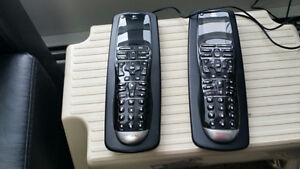 QUALITY HOME THEATER SOUND SYSTEM & 2 UNIVERSIAL REMOTES