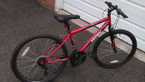 Boys 18 speed Huffy bicycle