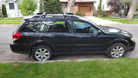 2008 Subaru Outback 2.5i Limited PZEV All Wheel Drive