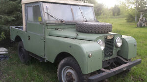 1957 Series 1 Land Rover