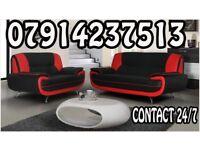 PALERMO SOFA RANGE CORNER SOFA 3+ 2 SETS ARM CHAIRS AND FOOT STOOLS 4573