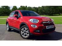 2017 Fiat 500X 1.6 E-torQ Pop Star 5dr Manual Petrol Hatchback
