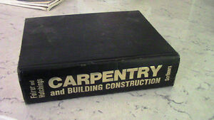 Carpentry and Building Construction, 1976, 1981