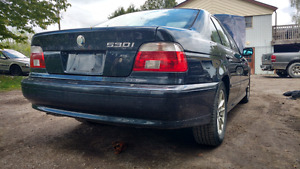 Parting out 2001 530i