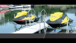 New PWC SMALL BOAT LIFTS / SEADOO MODELS $1499!!!!!!!!
