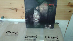CHANG Immortal RAW Cymbal Set 1250$