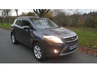 Ford Kuga 2.0TDCi 4x4 Zetec, 1 OWNER, FULL FORD SERVICE HISTORY,