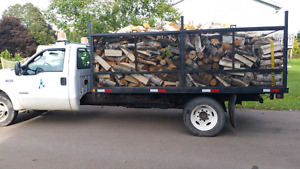 Seasoned firewood  for sale.