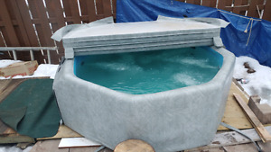 Portable 4 seater HOT TUB $3000.00 OBO