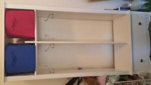 Prepaid entryway cabinet