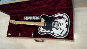 Fender telecaster 52 reissue(Waylon Jennings)
