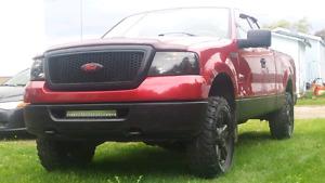 2007 Ford F150 XTR