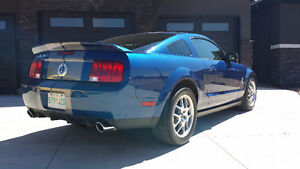 2007 Ford Mustang Shelby GT 500 Coupe (2 door)