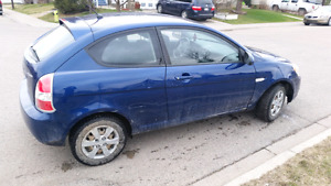 2008 Hyundai accent Coupe needs nothing runs and drives great