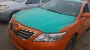 2011 Toyota Camry V4 Ex-Taxi