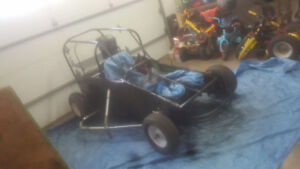 200cc honda 5 speed  VERY FAST! RUNS EXCELLANT!AWESOME CONDITION