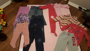 Girls Clothes 5T & 5/6 size