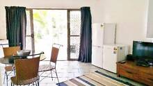 1xbd/rm fully furnished unit on beach incl power+water Bucasia Mackay City Preview