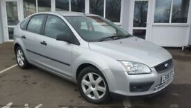 Ford Focus 1.8 Sport (silver) 2006