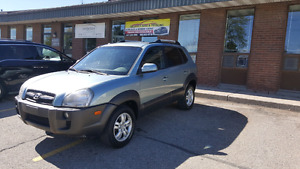 2006 Hyundai Tucson Safety include in the price!!!