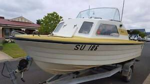Savage Pacific 5m Fishing Boat St Leonards Outer Geelong Preview