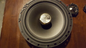"MB Quart DUA 216 6-1/2"" 2 Way Component Speaker System"