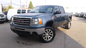 2012 GMC Sierra 1500 Lifted 4x4 Pickup Truck