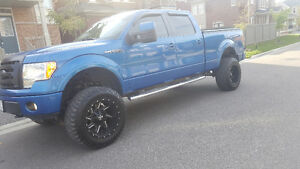 2010 Ford F-150 SuperCrew FX4 Pickup Truck