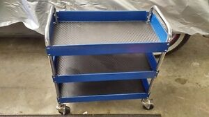 3 Shelf Service Cart