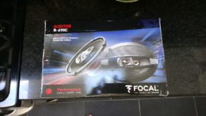 Focal Auditor R-690C 6x9 Car Speakers BNIB