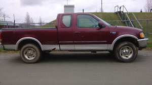 Ford f150 1997 5.4