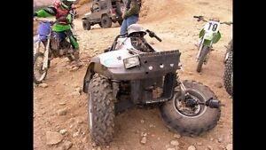 WANTED NON RUNNING OR DAMAGED ATVS