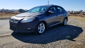 2012 FORD FOCUS SE / LOW KMS / TURN KEY / RUST FREE / GAS SAVER