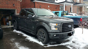 Takeover Lease - 2016 Ford F-150 XLT Sport Pickup Truck