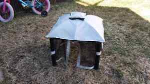 Mini Gazebo de chat