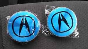 66mm Acura Wheel Caps