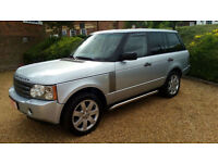 """SOLD"" 2007 LAND ROVER RANGE ROVER (LM) TDV8 VOGUE LEFT HAND DRIVE"