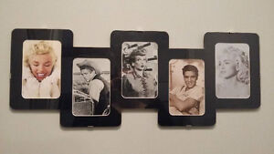 Picture Frame: 5 - 4x6 photos
