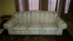 Exceptionally clean couch $120 obo