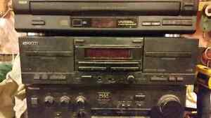Cassette player  kenwood