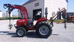 Massey compact tractor 1540
